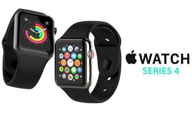 Apple Watch Series 4: Apple registra SEIS modelos en UE