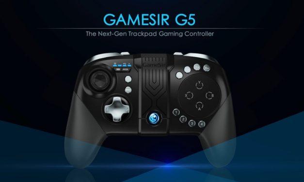 GameSir G5: Disponibles sólo 300 unidades