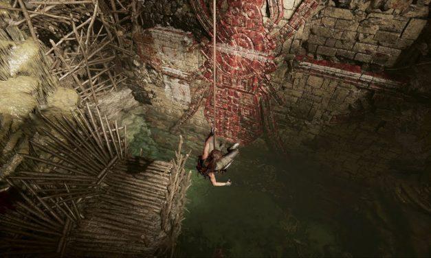 Lara en el nuevo tráiler de Shadow of the Tomb Raider