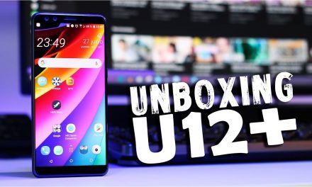 HTC U12 PLUS: Unboxing en Español