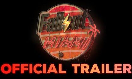 Fallout Miami Mod para Fallout 4. Trailer