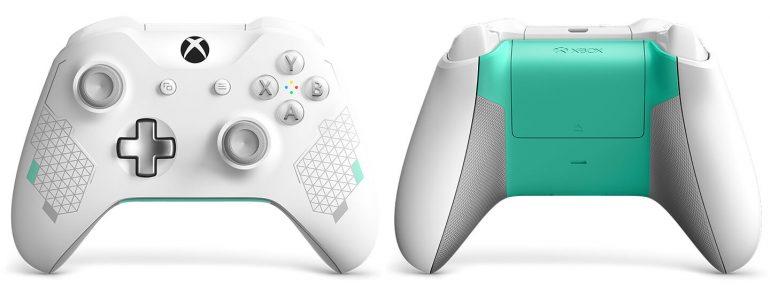 Microsoft Xbox One Sport White Special Edition