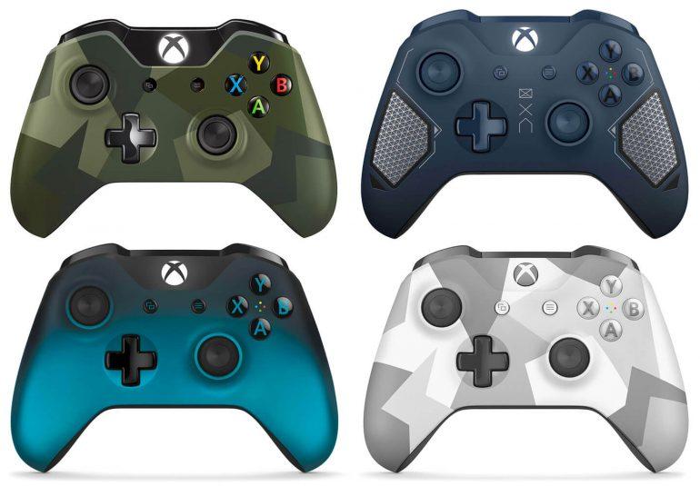 mandos Xbox One
