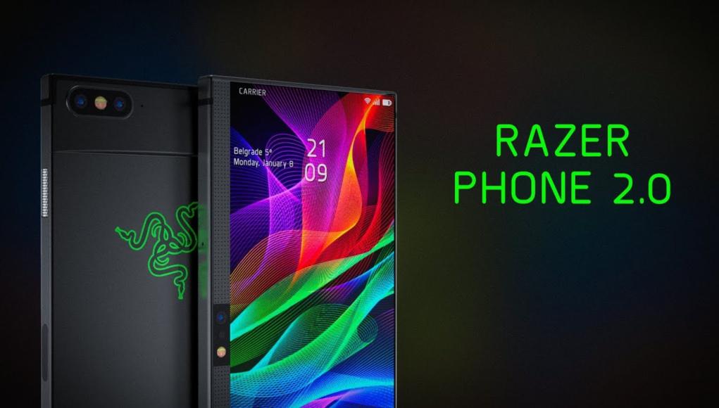 Razer Phone 2 se filtra a través de una lista de Amazon