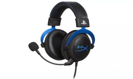 HyperX Cloud PS4: homologados para PlayStation4