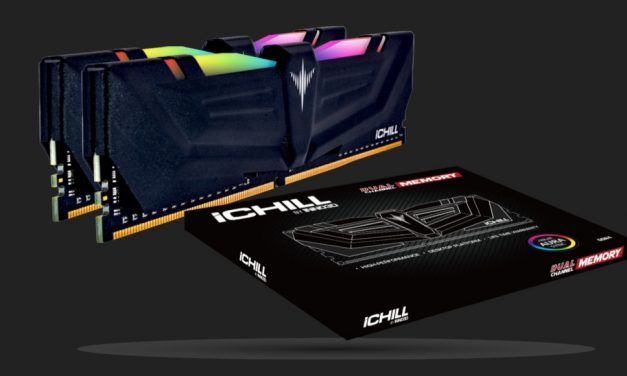 INNO3D presenta iCHILL High Performance Gaming Memory