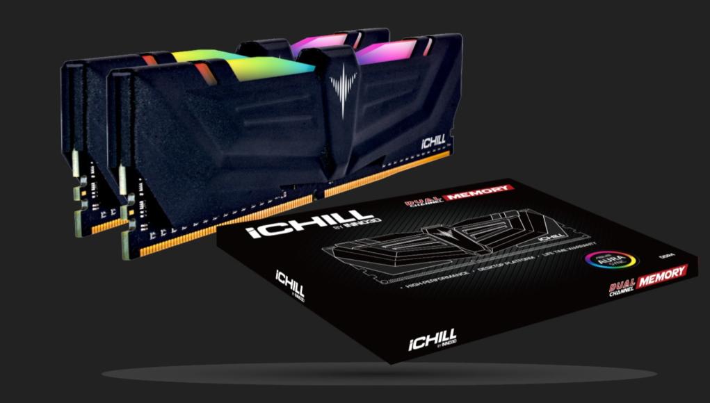 INNO3D presenta iCHILL High Performance Gaming Memory