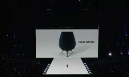 Galaxy Home con el asistente inteligente Bixby