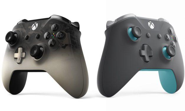 Microsoft Phantom Black, un mando transparente de Xbox