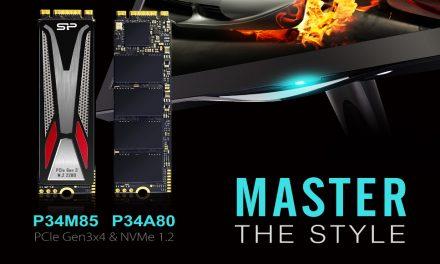 Silicon Power incorpora 4 nuevas PCIe a su creciente línea de SSD