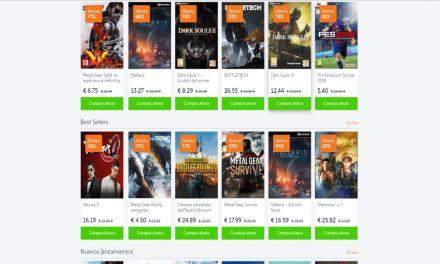 Descuentos masivos en videojuegos de PC