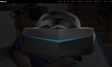 Pimax 8K, las primeras gafas VR 8K del mundo