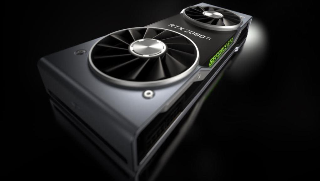 NVIDIA introduce trazado de rayos en tiempo real