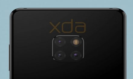 Huawei Mate 20 vendrá con tres cámaras traseras