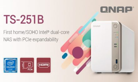 QNAP lanza el SOHO Dual-core TS-251B de Intel