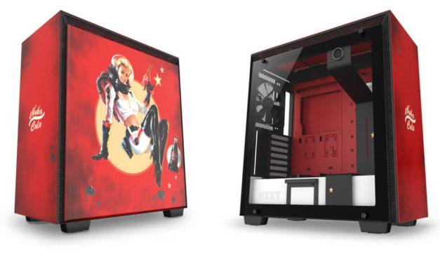 H700 Nuka-Cola la nueva caja presentada de NZXT