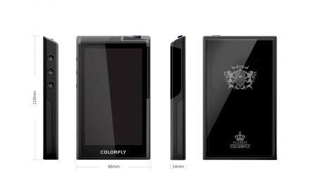 Colorfly Pocket HiFi U8, reproductor multimedia portátil