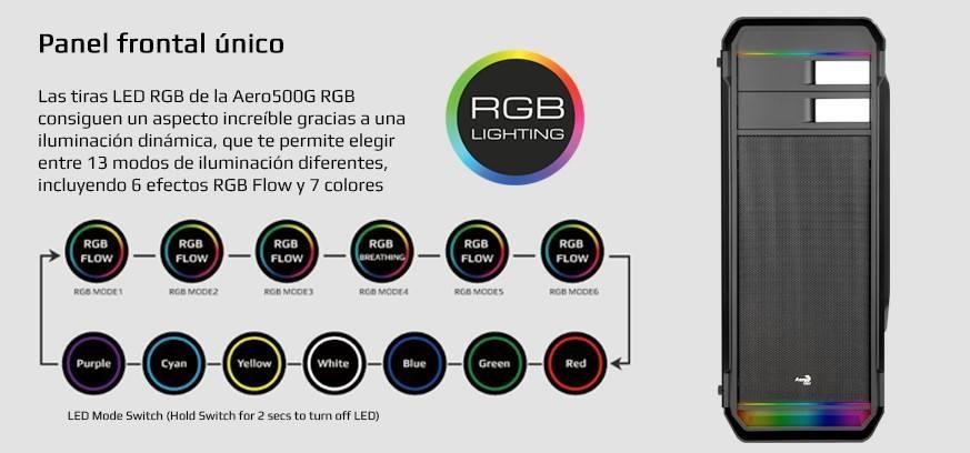 AERO500GRGB