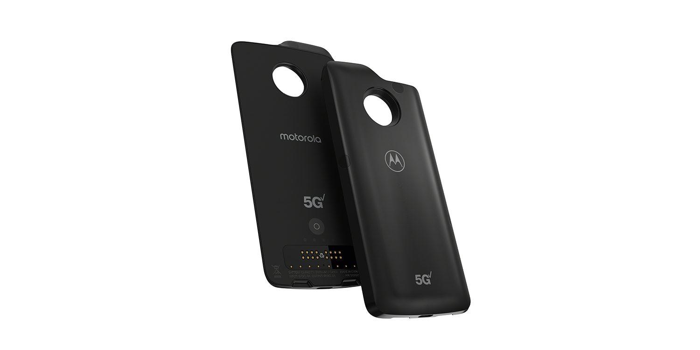 Moto Z3 - 5G Moto Mod