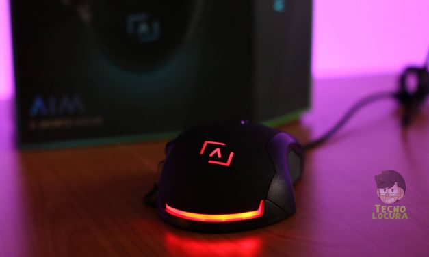 AIM eSPORTS Mouse – Ratón gaming profesional [Review]
