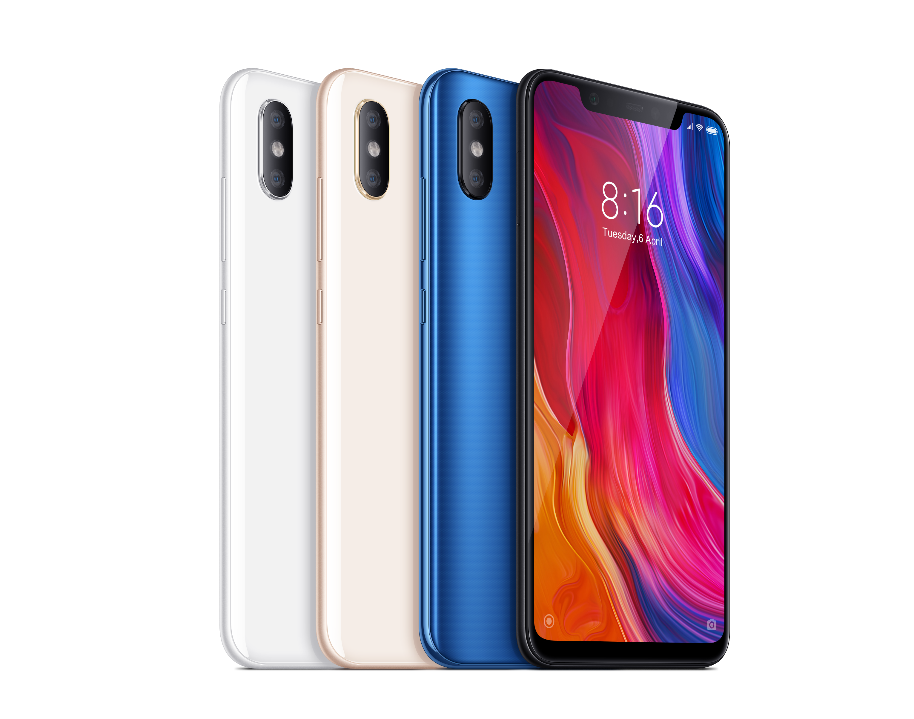 SORTEO INTERNACIONAL Xiaomi Mi 8 GLOBAL