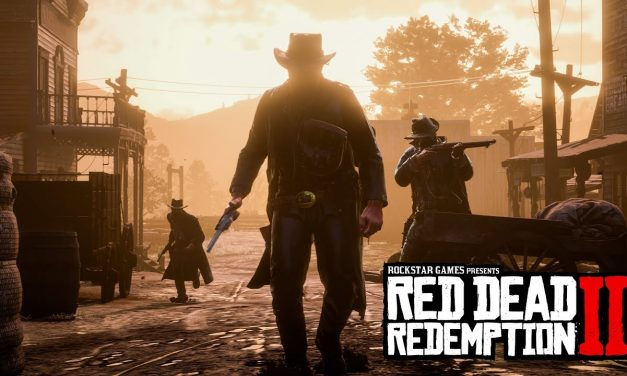RED DEAD REDEMPTION 2: GAMEPLAY OFICIAL PARTE 2