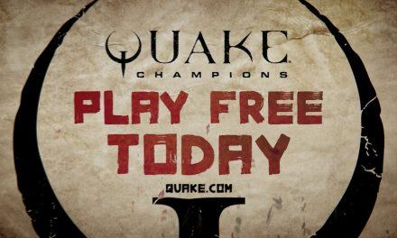 Quake Champions ahora gratis para jugar en Steam