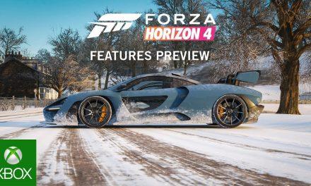 Forza Horizon 4, nuevo vídeo Gameplay lanzado