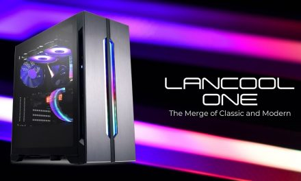 Lian Li LANCOOL ONE: aluminio cepillado y RGB