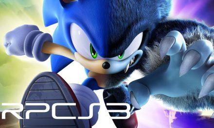 PlayStation 3 Emulator RPCS3 ahora ejecuta SSX, Sonic y otros