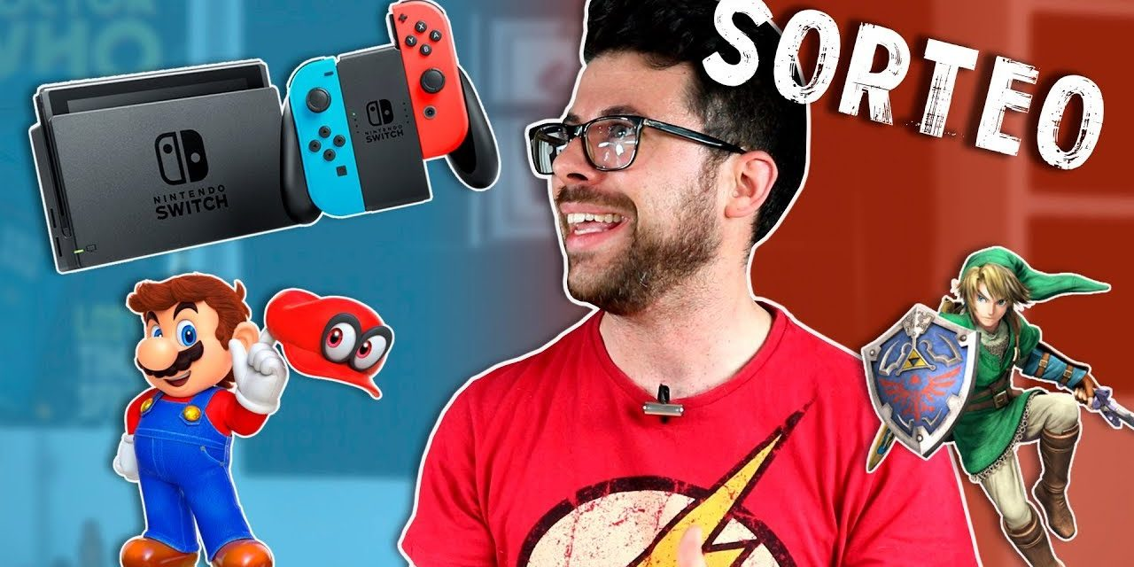 SORTEO INTERNACIONAL Nintendo Switch y Zelda