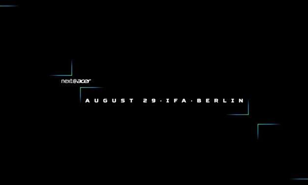 Evento de ACER en el IFA de Berlín