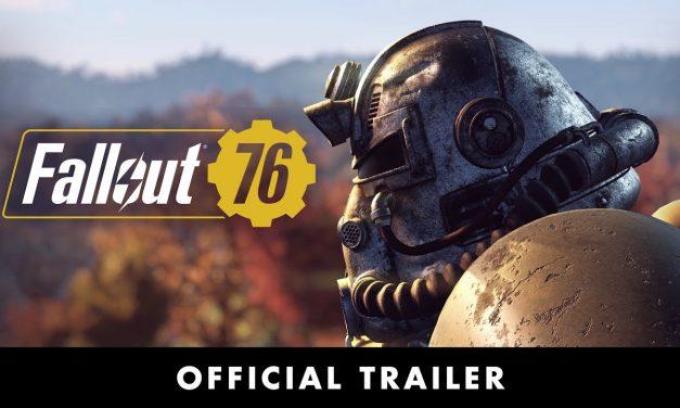 Fallout 76 no se lanzará en Steam, exclusivo de Bethesda