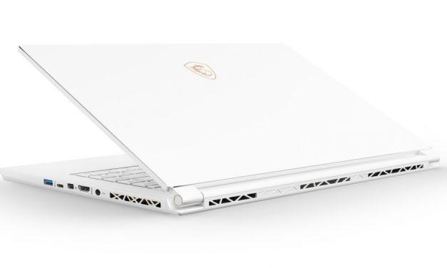 MSI anuncia el nuevo portátil Premium P65 diseñado para creadores de contenido