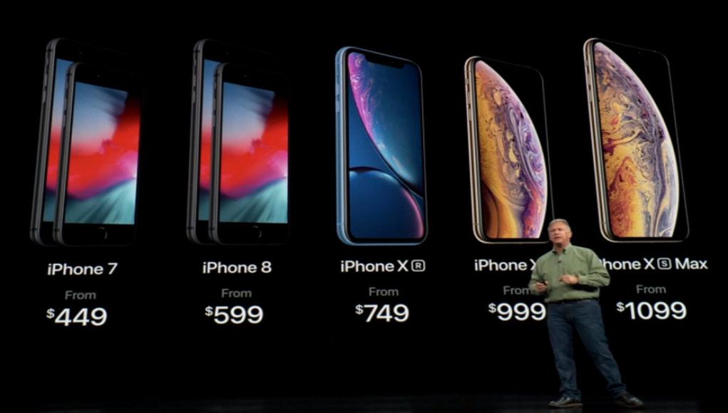iPhone XS Max: el teléfono más caro de Apple