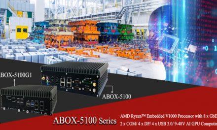 Sintrones ABOX-5000G1 con GeForce GTX 1050