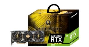 ManliGallardo GeForce RTX 2080 Ti y RTX 2080