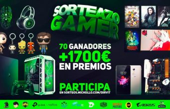 SORTEAZO GAMER
