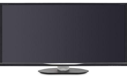 Philips 328P6VUBREB, nueva pantalla para profesionales