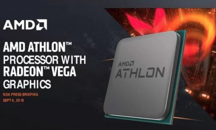 Athlon 200GE de apenas $55 ahora es overclockable por BIOS