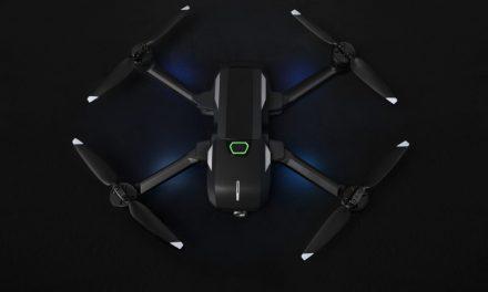 Yuneec Mantis Q, nuevo dron portátil que se controla con la voz