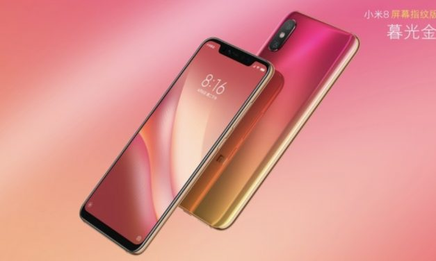 Xiaomi Mi 8 Lite, nada de Xiaomi Mi 8 Youth Edition
