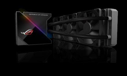 ASUS ROG Ryujin, nueva línea AIO para AMD TR4