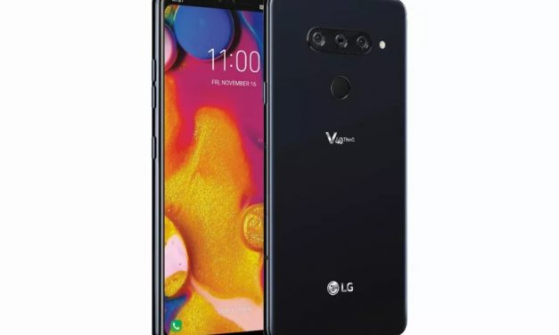 LG V40 ThinQ: las filtraciones confirman cinco cámaras y notch