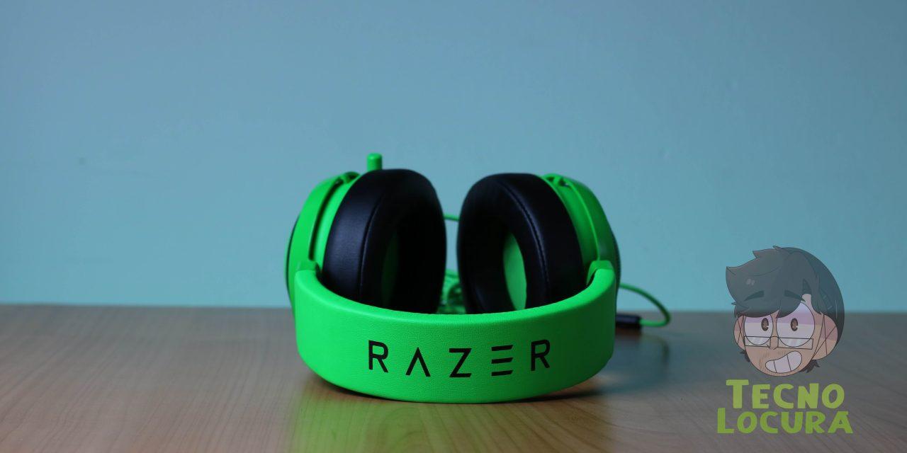 Razer Kraken Pro V2 versión Verde a REVIEW
