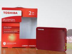 Toshiba Canvio Advance 2 TB