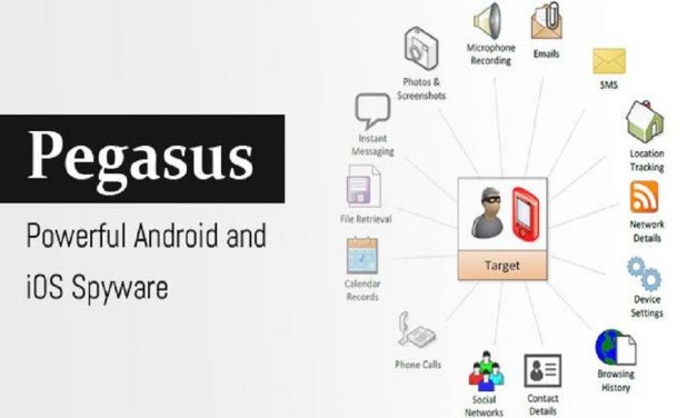 Pegasus, el Spyware israelí que esta infectando iPhone y Android