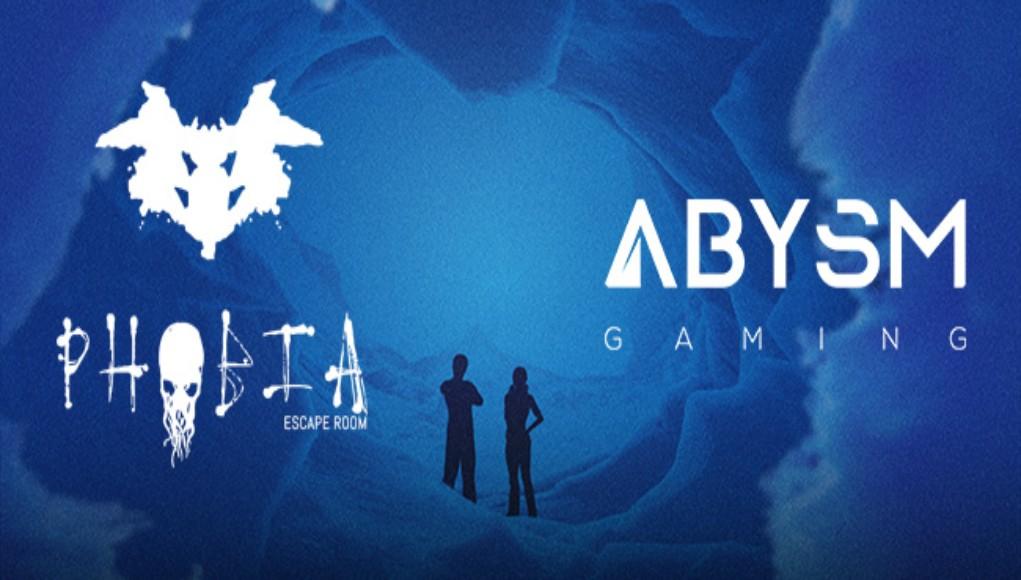 Abysm y Phobia Escape Room