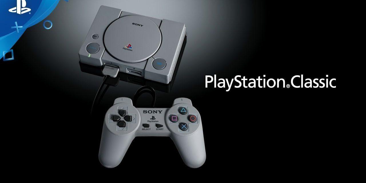 PlayStation Classic no recibirá juegos posteriores al lanzamiento