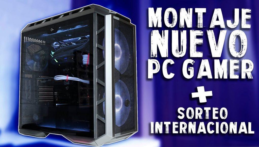 SORTEO INTERNACIONAL Cooler Master MasterCase H500P Mesh